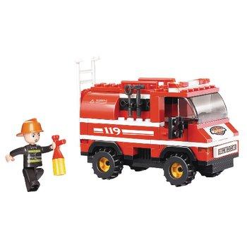 Bouwstenen Fire Serie Brandweerwagen