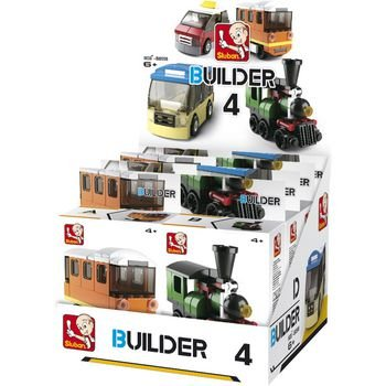 Bouwstenen Builder Transportation