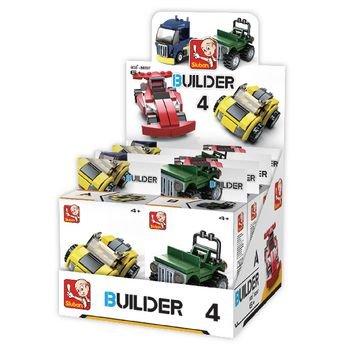 Bouwstenen Builder Vehicles