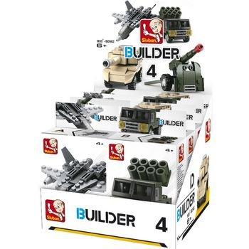 Bouwstenen Builder Army