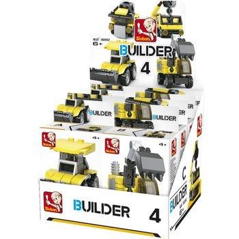 Bouwstenen Builder Construction