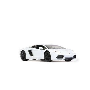 R/C-Auto Lamborghini Aventador RTR / Met Verlichting 1:14 Wit