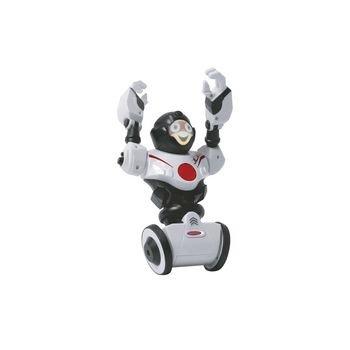 R/C-Robot Robibot 2+6-Kanaals RTR / Geluidsopname / Met Verlichting Wit