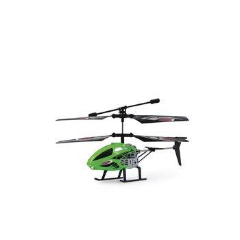 R/C-Helikopter Spirit 3+2-Kanaals RTF / Gyro Inside / Met Verlichting Infraroodbediening Groen