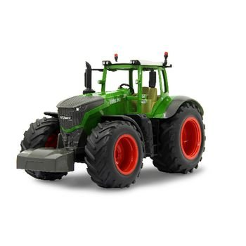 R/C-Tractor 2.4 GHz Control 1:16 Groen/Zwart
