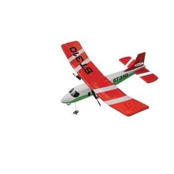 R/C-Vliegtuig ST310 RTF 2.4 GHz Control Rood