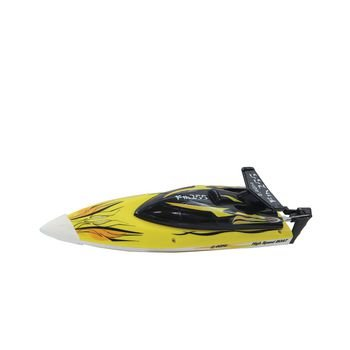 R/C-Boot FIN255 RTR 2.4 GHz Control Geel