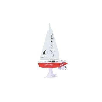 R/C-Boot Zeilboot Atlantique RTR Rood