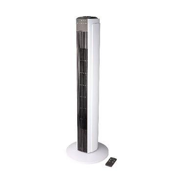 Torenventilator 45 W Wit/Zwart