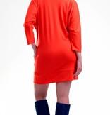 Umstandspullover - Stillpullover rot von mamaija
