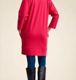 Umstandspullover - Stillpullover pink von mamaija