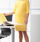 mamaija - festliche Umstandsmode Business Umstandskleid Business gelb von mamaija