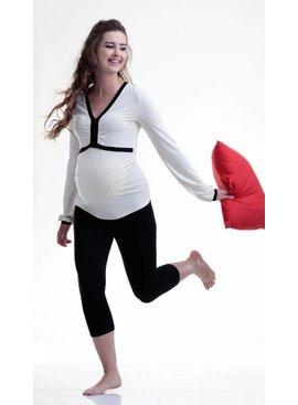 mamaija - sinnliche und funktionale Umstandsmode Umstandspyjama
