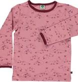 rosa Langarmshirt von Smafolk