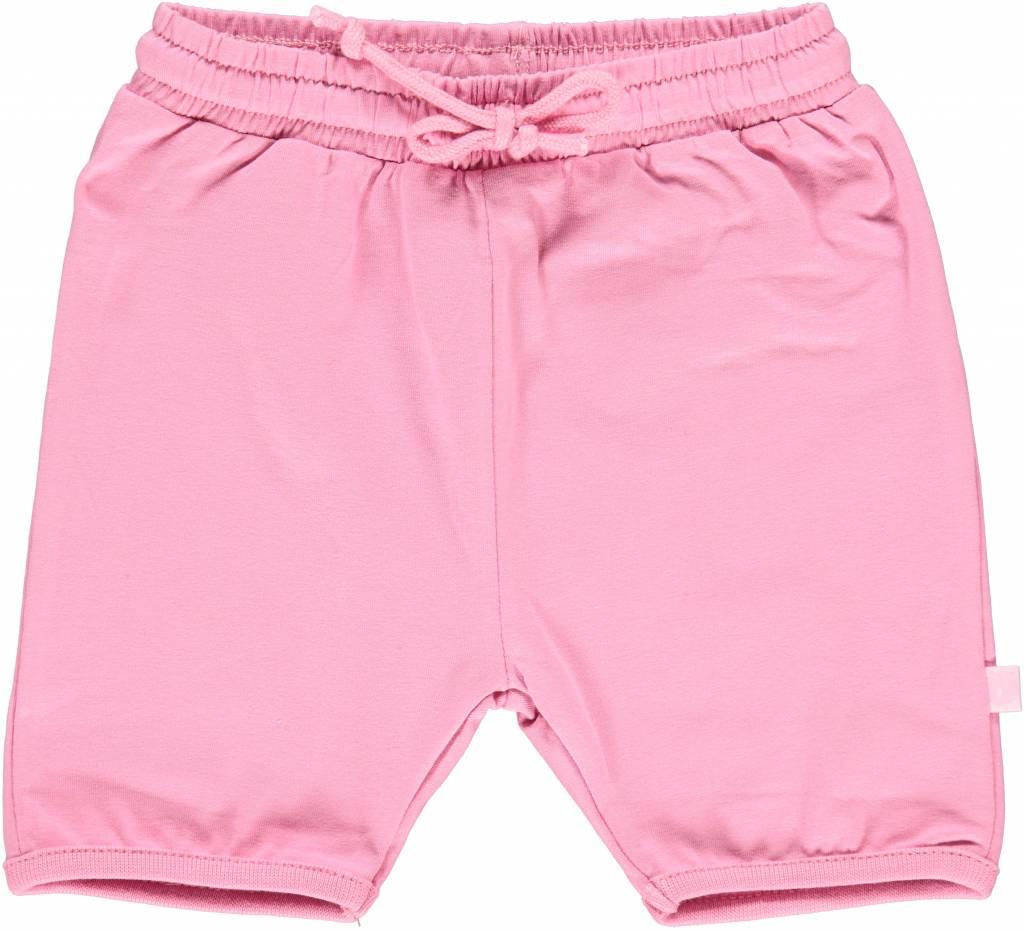 rosa Baby Shorts BIO uni BIO (GOTS) von Smafolk