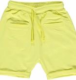 gelbe Baby Shorts BIO uni BIO (GOTS) von Smafolk