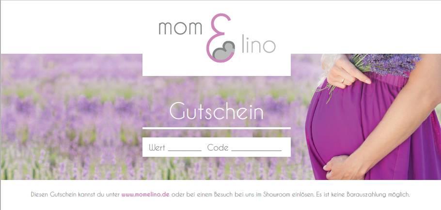 Gutschein  im Wert von  10 - 175 Euro von momelino