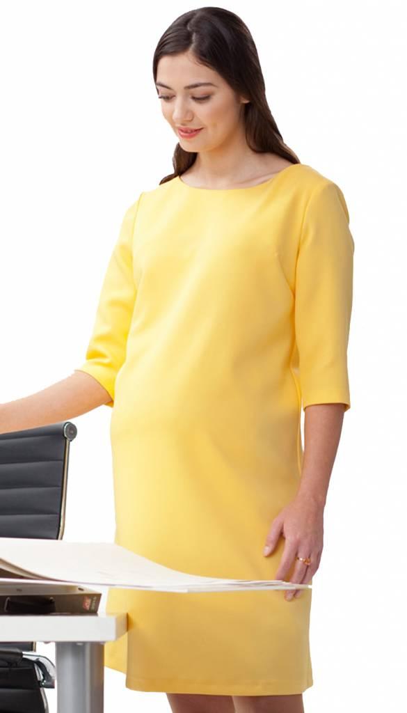 Umstandskleid gelb von mamaija