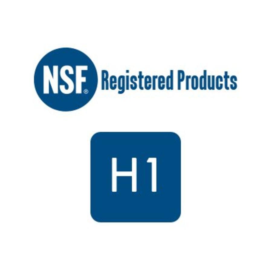 Universele voedselveilige syntetische olie NEVASTANE SH