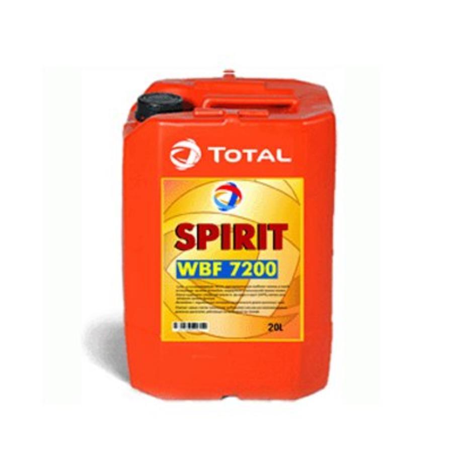 SPIRIT WBF 7200 Boor- en chloorvrije micro-emulsie zonder formaldehyde