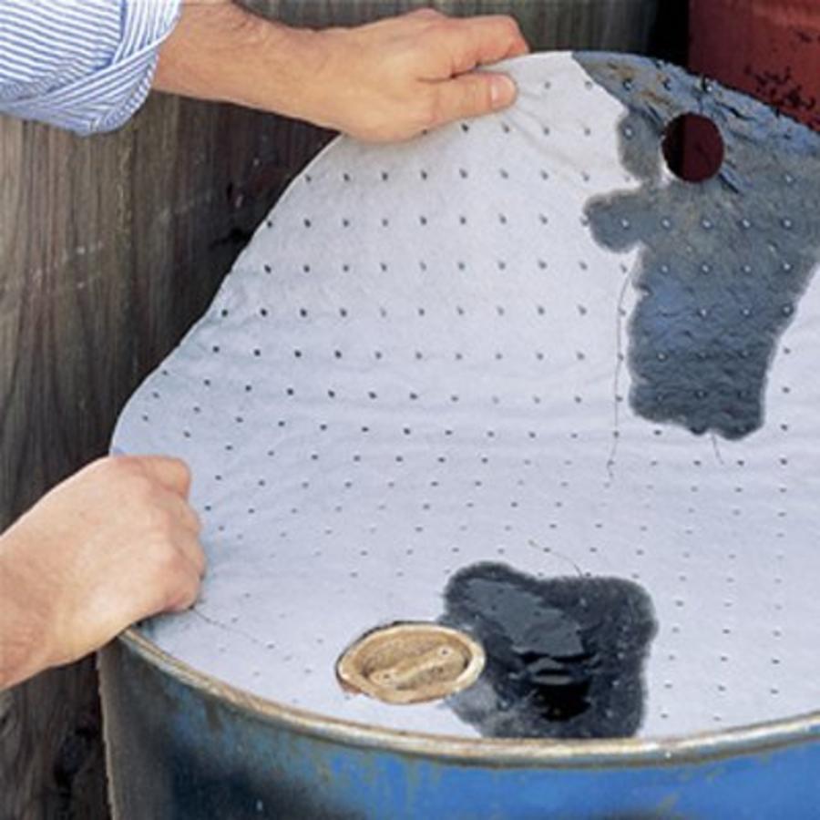Allwik vatdekselmatten voor absorptie van verschillende vloeistoffen  DTA25