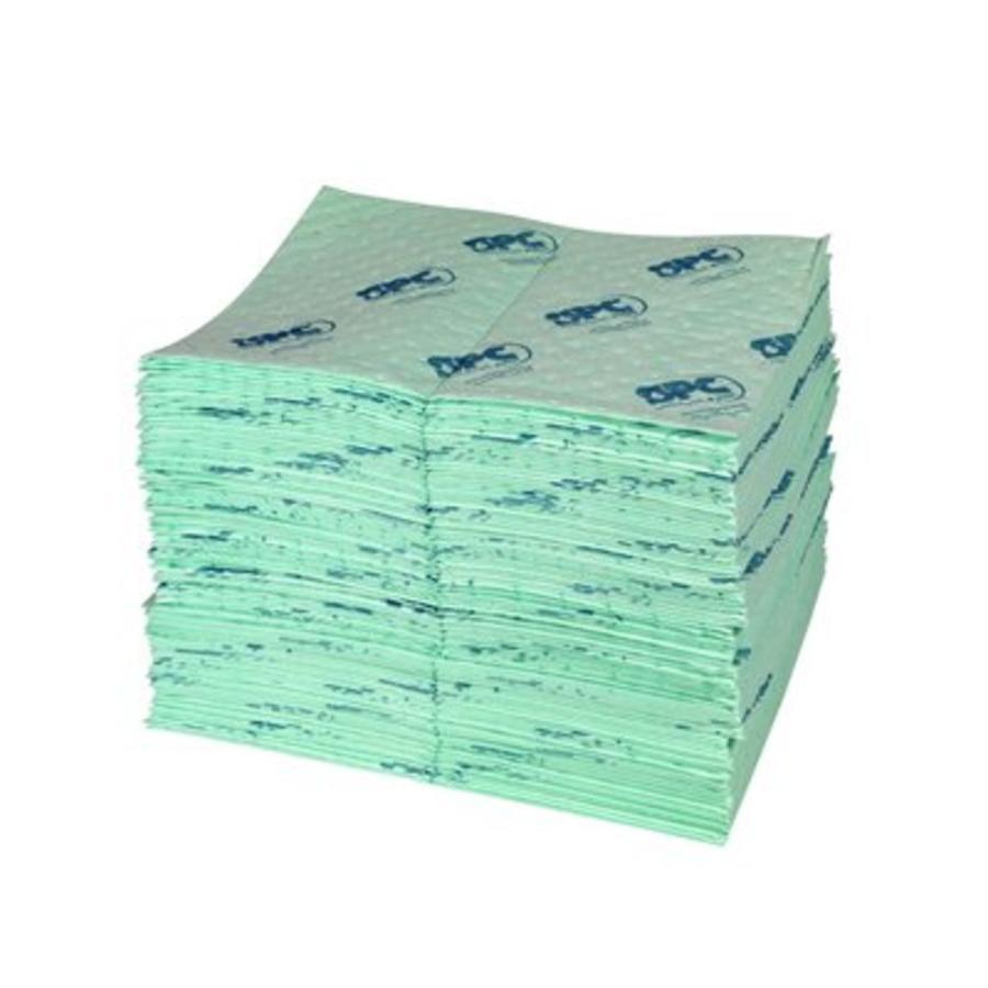 Chemische doeken voor absorptie van chemicaliën UN100-E / UN1212-E UN