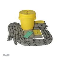 Lab pack voor middelgrote tot grote spills en lekkages SKO-20 / SKH-20 / SKA-20
