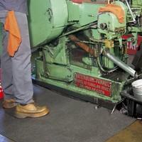 Vloermat met ondoordringbare antislip onderlaag BSM3650 / BSM100