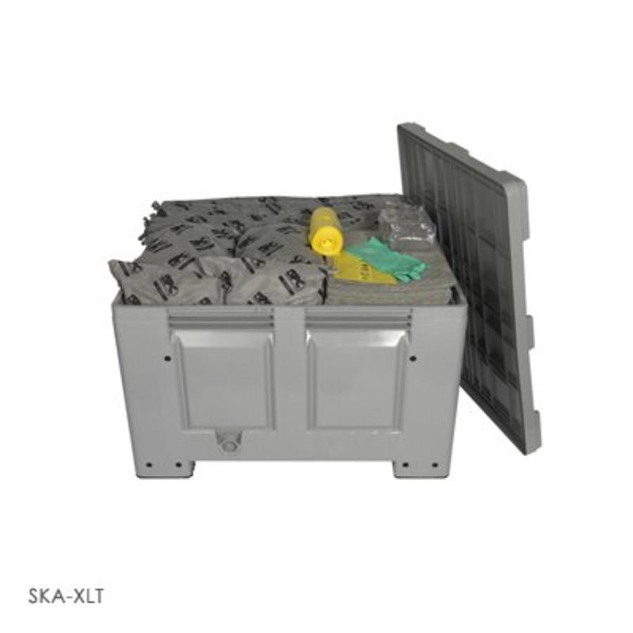 Spill truck voor grotere spills en lekkages SKO-XLT / SKA-XLT / SKH-XLT