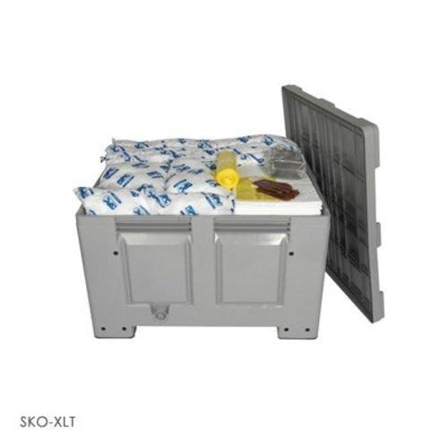Spill truck voor grote lekkages SKO-XLT