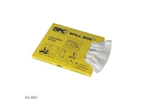 Spill box dispenser SA-SBO