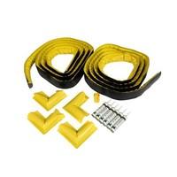 Sentry Make-A-Berm Vloeistof barriëre voor bescherming van looppaden of insluiten lekkages SB-MAB-KIT / SB-MAB-WALL / SB-MAB-COR