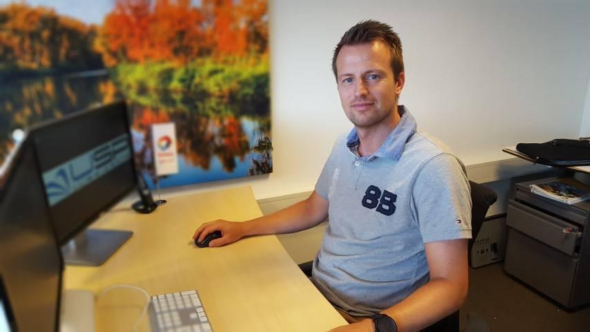 Nico Knoester nieuwe medewerker USP Lubricants