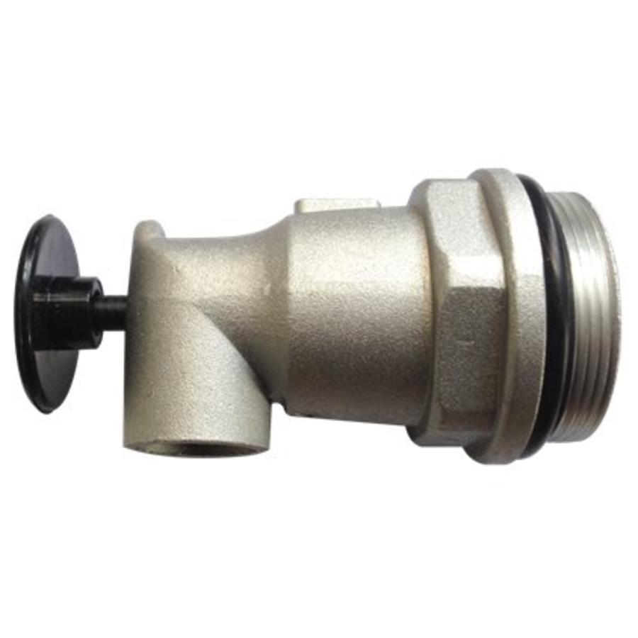 Vatkraan aluminium LX-1728 Zelfsluitend