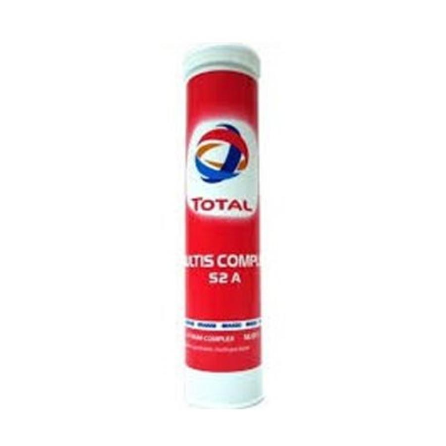 MULTIS COMPLEX S 2A Semi-synthetisch smeervet voor hoge temperaturen