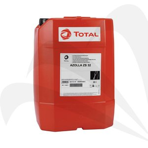 Total Hydraulische minerale olie AZOLLA ZS