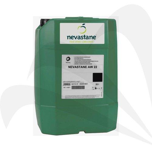 Hydraulische voedselveilige olie NEVASTANE AW
