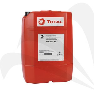 Total Minerale compressor olie DACNIS