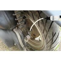 Vloeistofpomp voor vloeistof extractie en toediening 200ml LX-1386
