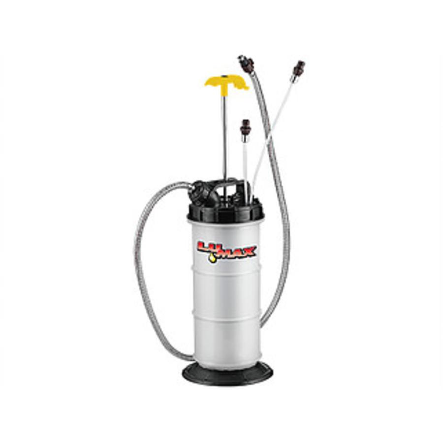 Handbediende zuigpomp voor vloeistoffen LX-1311