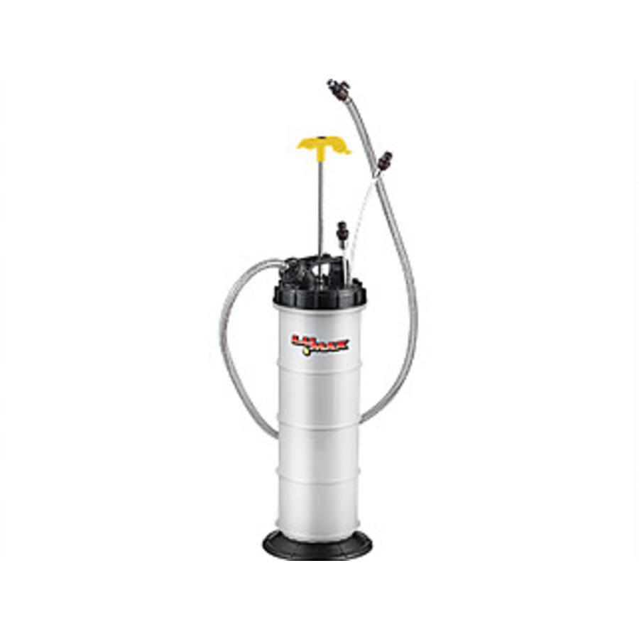 Handbediende zuigpomp voor vloeistoffen 10 L LX-1312