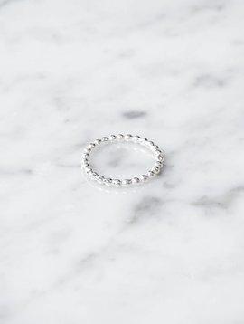 Kugelring | 925er Silber