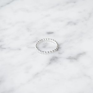Ball ring | 925 silver