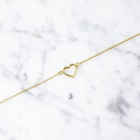 Everybody's Darling Necklace | gold plated 925 silver