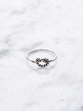 Little knot   925er Silber