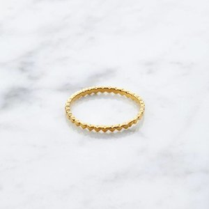 Endless Love | gold plated 925 silver
