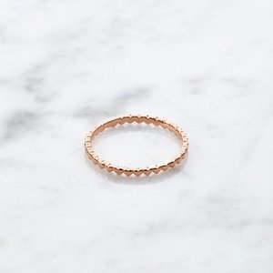 Endless Love | rose gold plated 925 silver