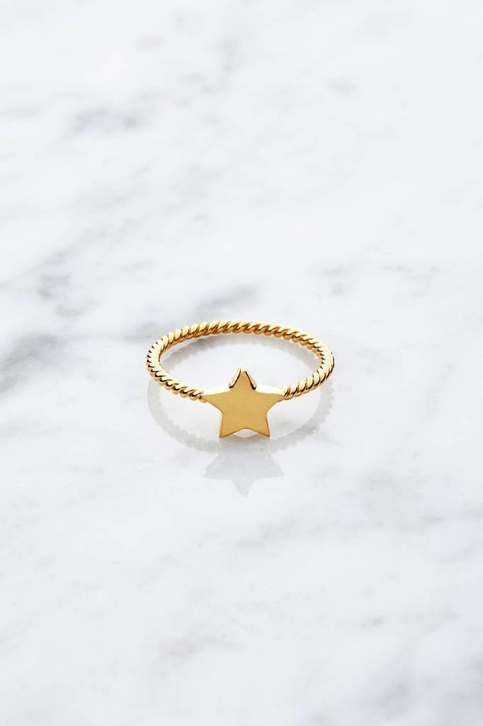 Little Star | vergoldet