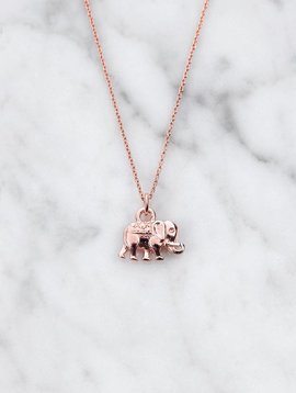 Sweet Sally | rose gold plated