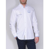 ELADIO II WHITE | MIDDLE BLUE